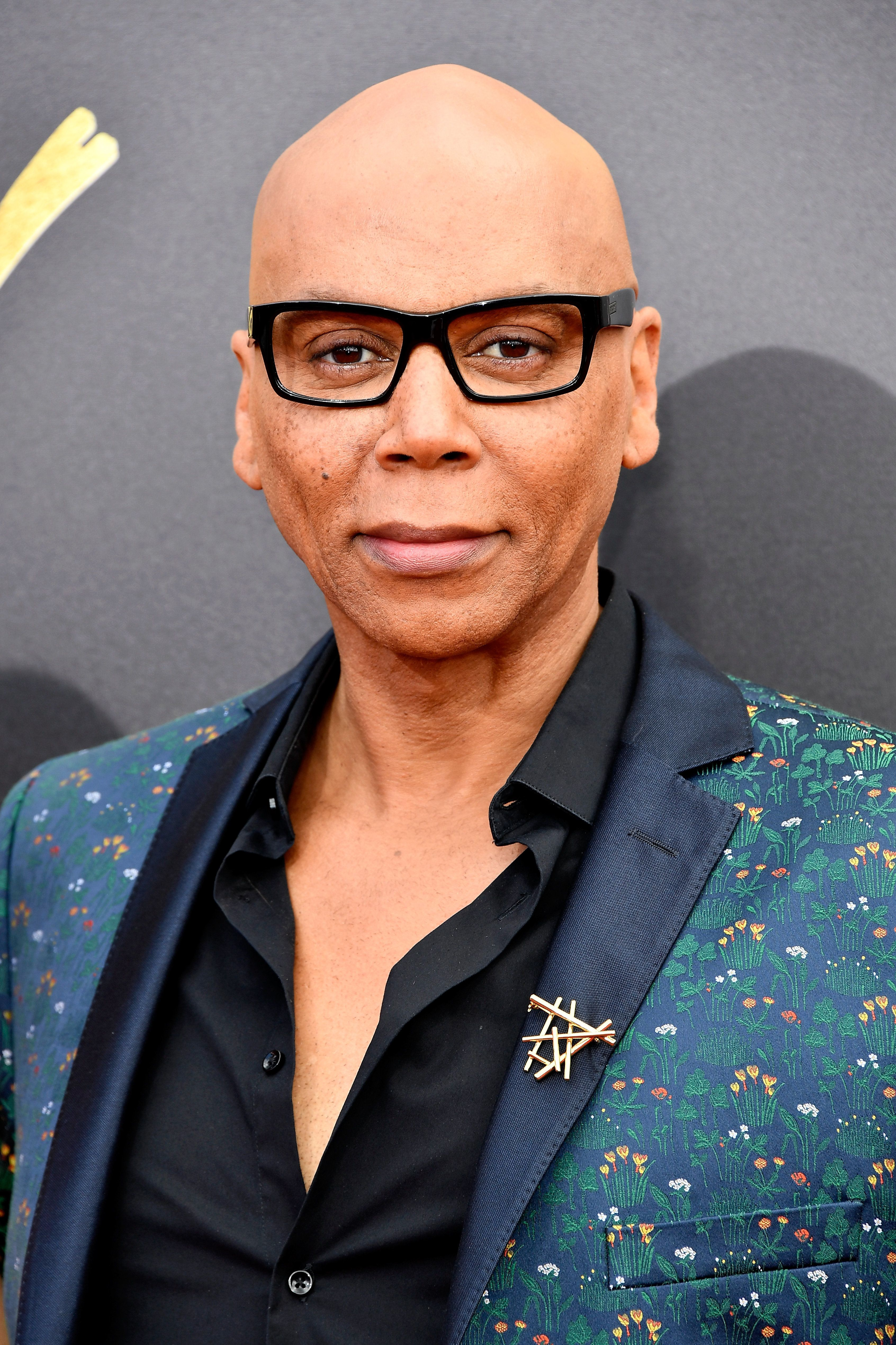"""This is about my New York life in the '80s,"" RuPaul said."