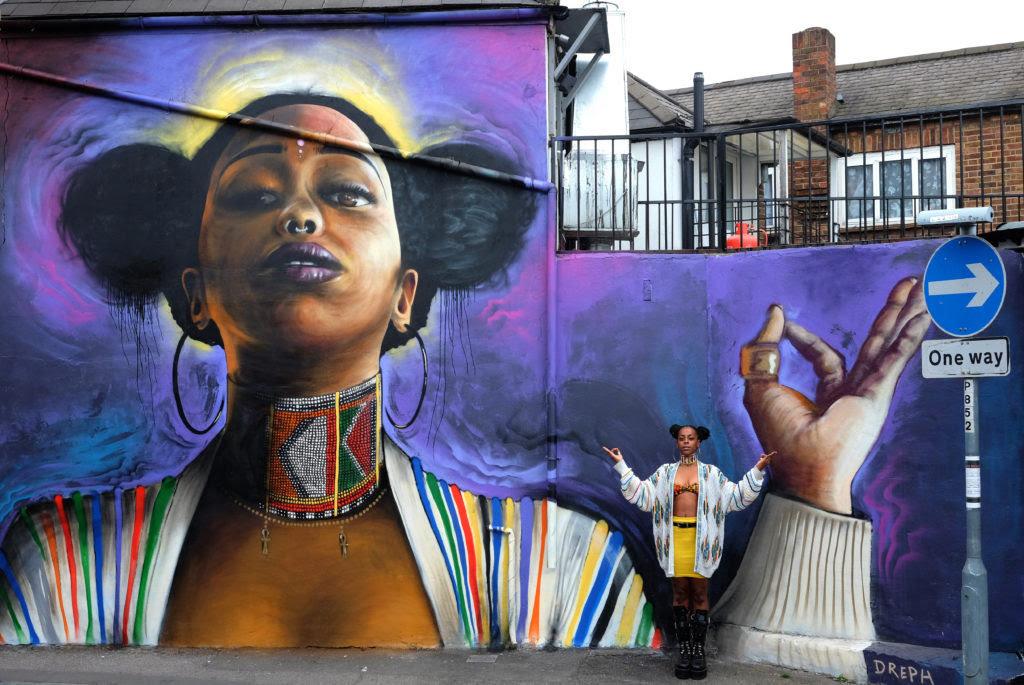 Black women in uk
