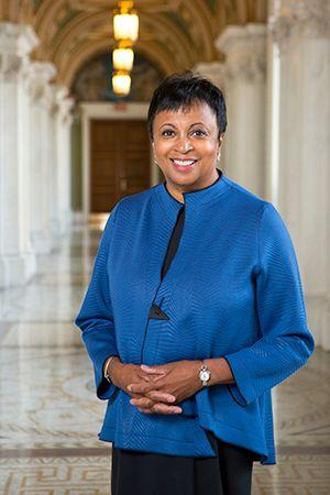 Dr. Carla Hayden, 14th Librarian of Congress