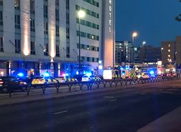 'Horrific Screams' Heard As Toddler Killed In 'Tragic' Accident Outside Manchester Hotel