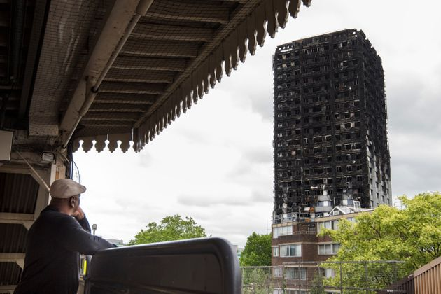 Survivors of the Grenfell Tower blaze are still waiting for the majority of funds