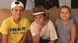 Victoria Beckham Shares Rare Photo Of Her Whole Family On