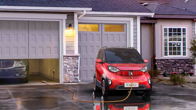GM Just Unveiled A $5,000 Electric Car For