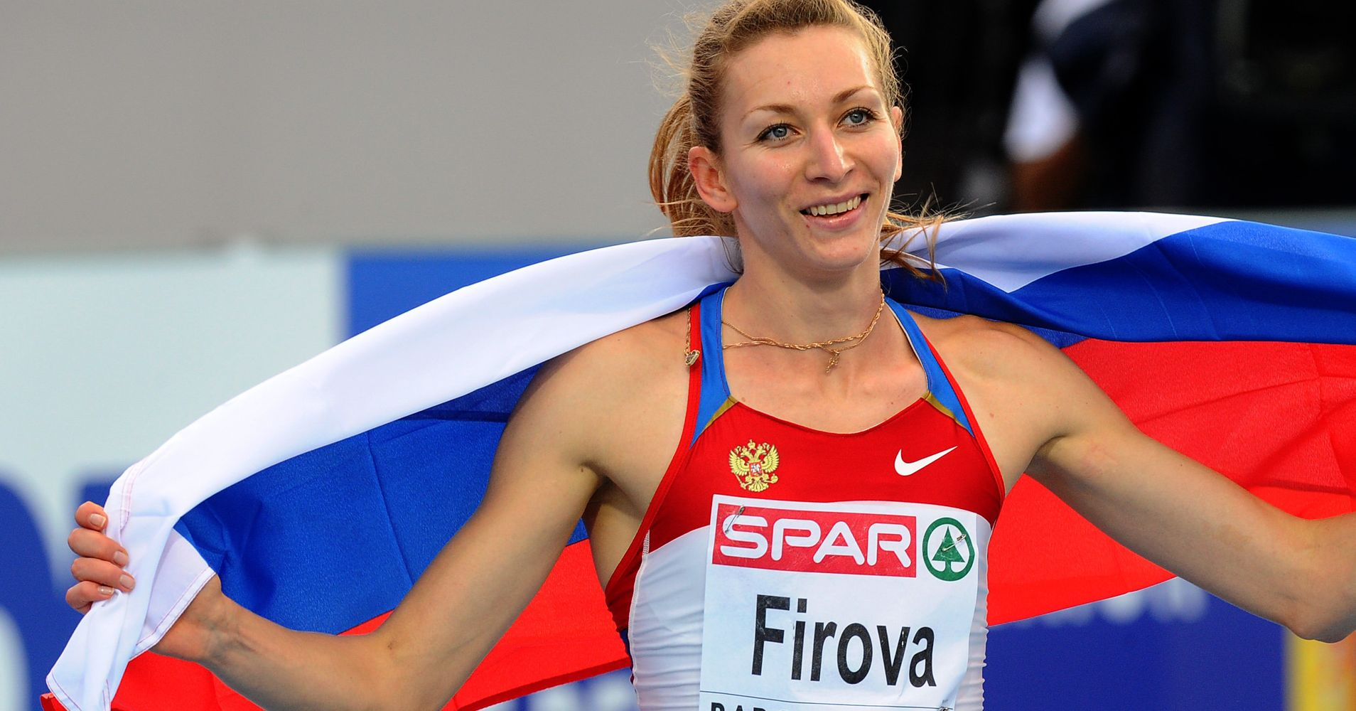 Image result for russian athlete caught doping
