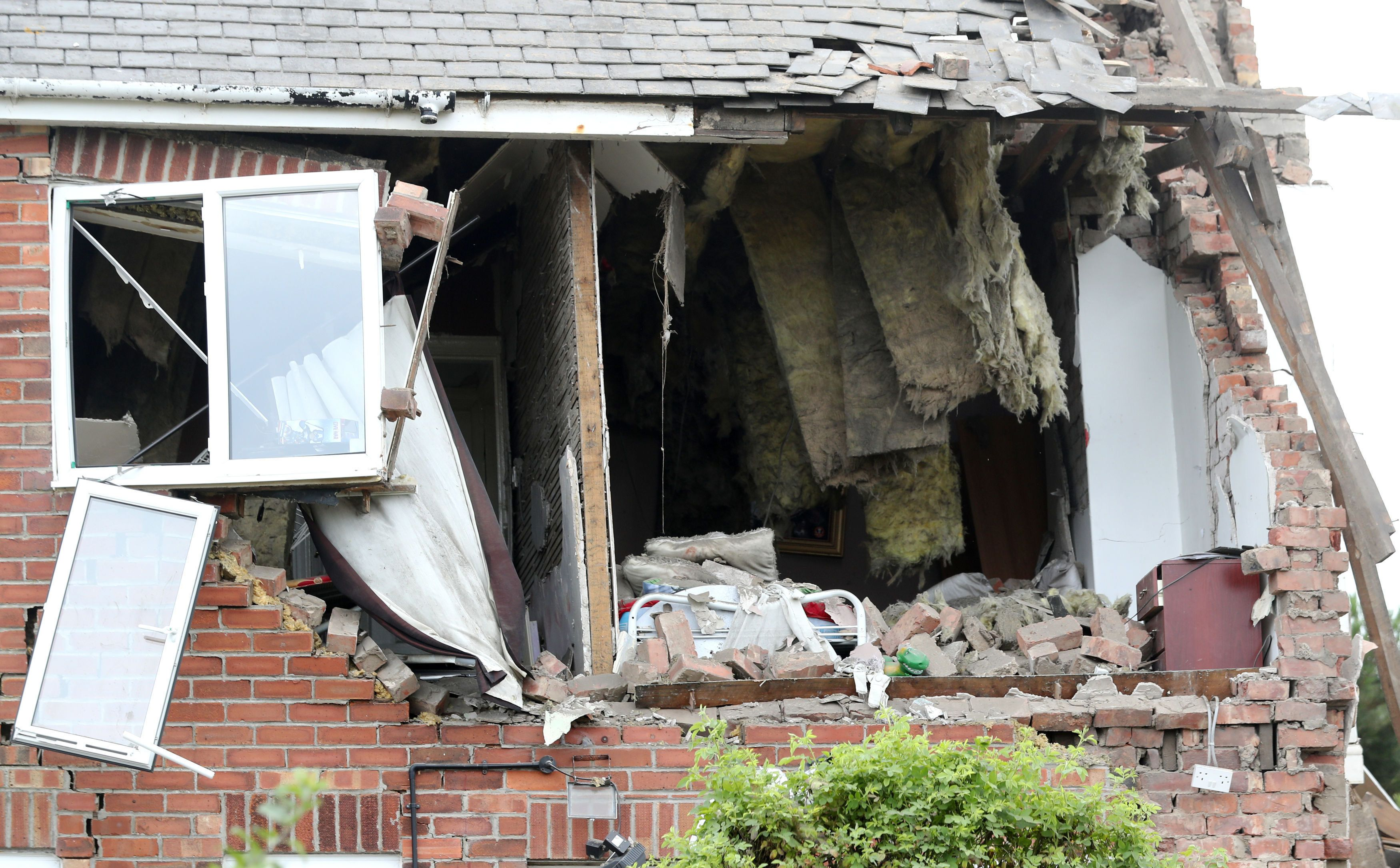 Woman Rescued From Sunderland House After Explosion Decimates