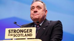 Alex Salmond Cut Off During Live BBC Interview As He Begins Sadomasochism