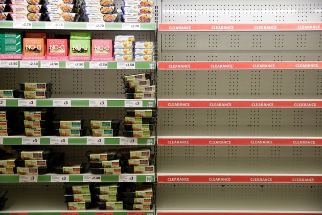 UK supermarkets have rushed to withdraw affected egg products