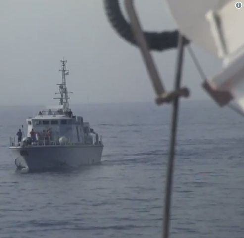 Libyan Navy Bars Rescue NGOs After Shocking Video Of Shooting Threat
