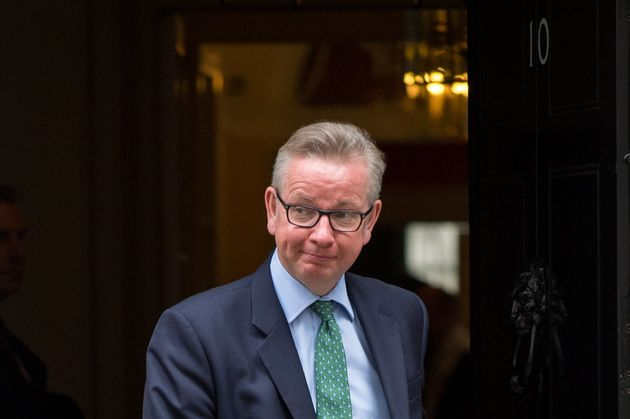Environment Secretary Michael Gove said the plans will reinforce Britain's 'status as a global leader'...