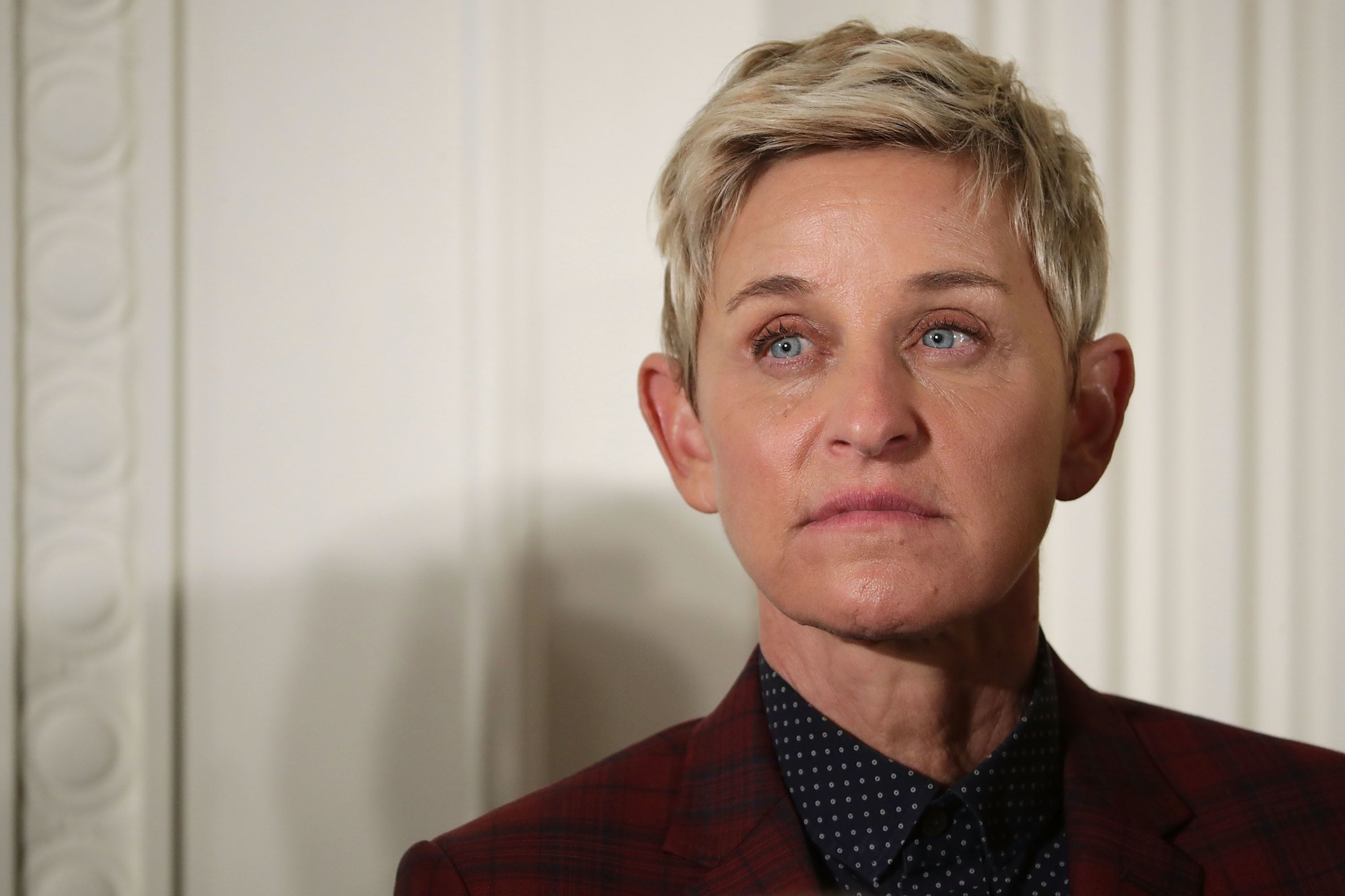 Ellen Opens Up About Being Bullied In