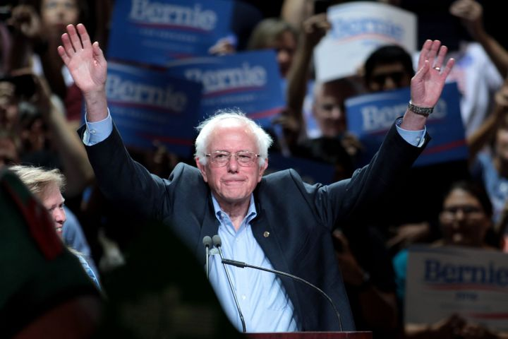 Bernie Sanders is the most popular politician in the country, boding well for the future of progressive politics.