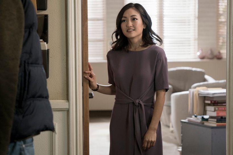 Amy Okuda as Julia, the therapist.