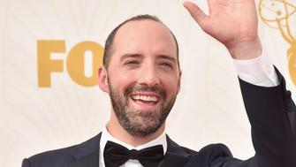 LOS ANGELES, CA - SEPTEMBER 20: Actor Tony Hale attends the 67th Emmy Awards at Microsoft Theater on September 20, 2015 in Los Angeles, California. 25720_001  (Photo by Alberto E. Rodriguez/Getty Images for TNT LA)