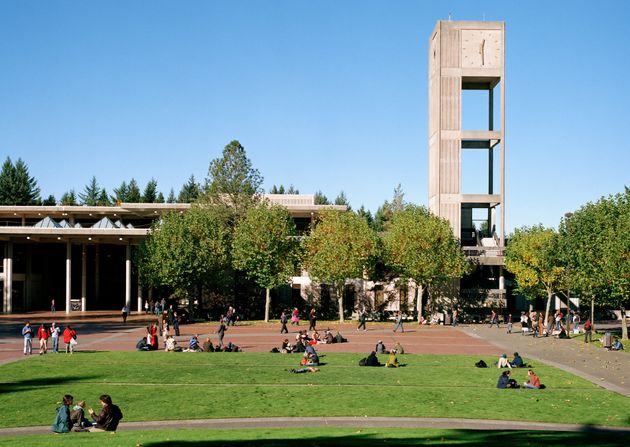 The Evergreen State >> Another Side Of The Evergreen State College Story Huffpost