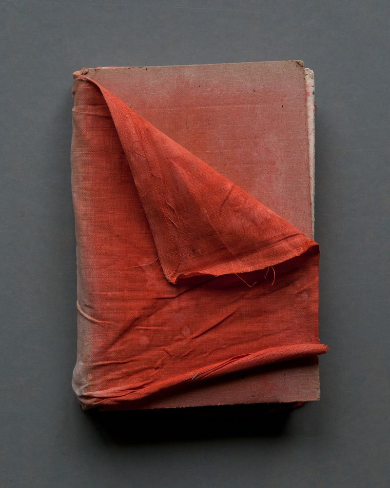 Red Cloth Cover, 2017