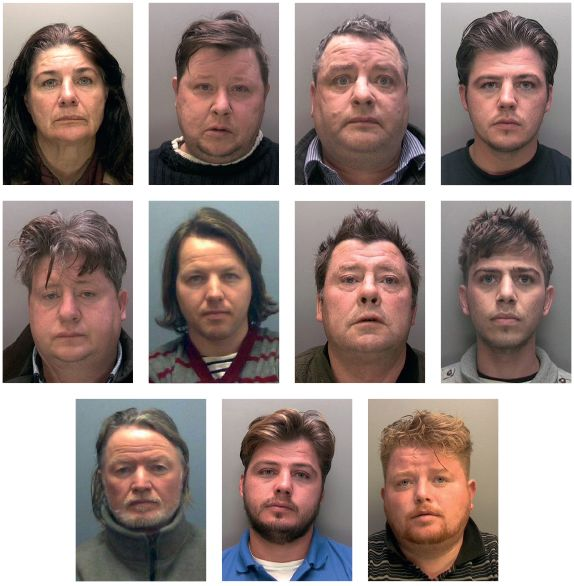 Entire British Family Convicted Of Running Modern Slavery