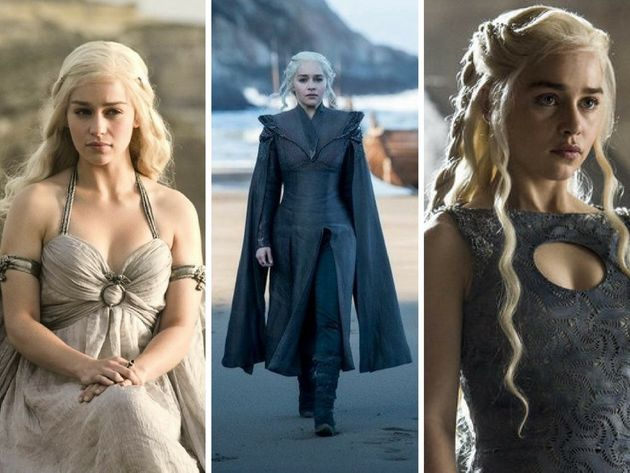 How To Dress Like A Modern-Day Daenerys