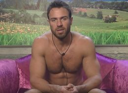 Celebrity Big Brother's Chad Johnson Confesses He's Got A Crush On Sarah Harding