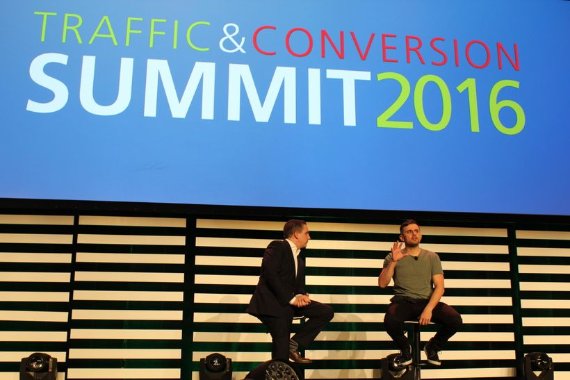 Digital Marketer CEO Ryan Deiss & Social Media Icon Gary Vaynerchuk