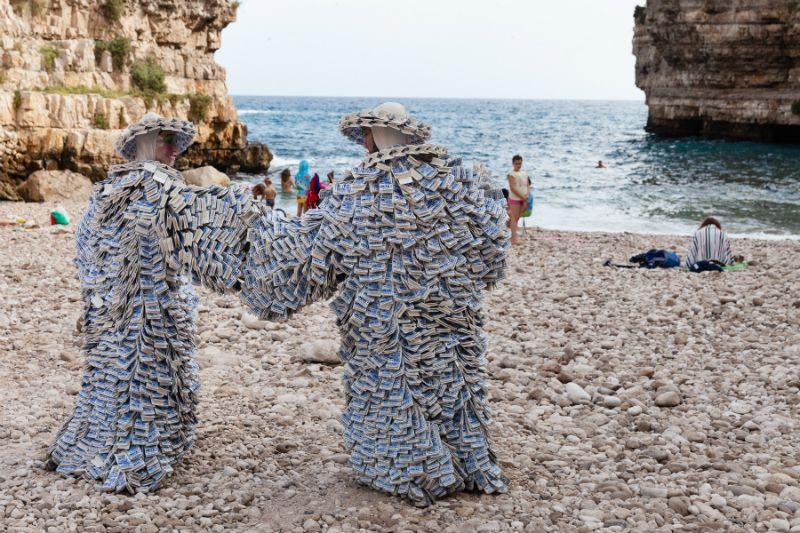 Sylva Dean and Me, Polignano a Mare, Bari