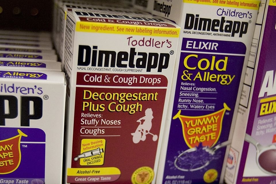 The Over-The-Counter Drug Reactions You Should Watch Out For