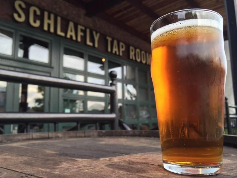 Schalfly Beer is one of the city's pioneering craft brewers