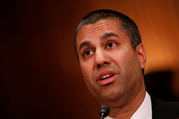 Ajit Pai, chairman of the Federal Communications Commission, did legal work for Securus Technologies before he became an FCC