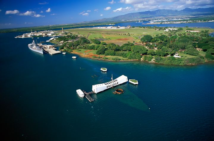 Memories of the attack on Pearl Harbor in 1941 remain a part ofHawaii's psyche.
