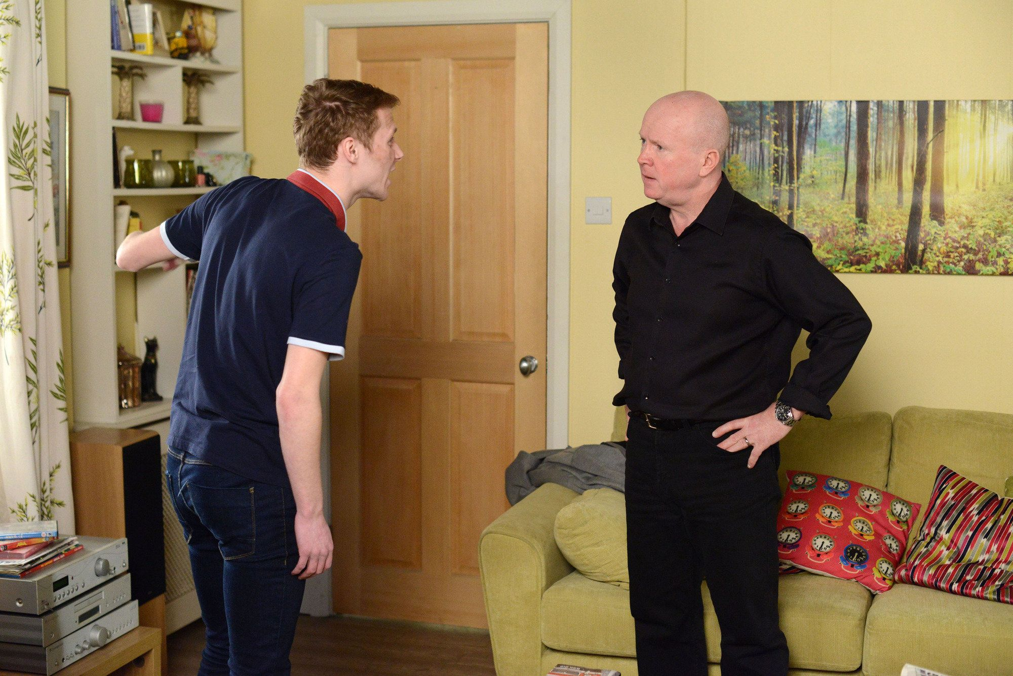 'EastEnders' Reveal Plans for First Official Two-Hander Episode Since