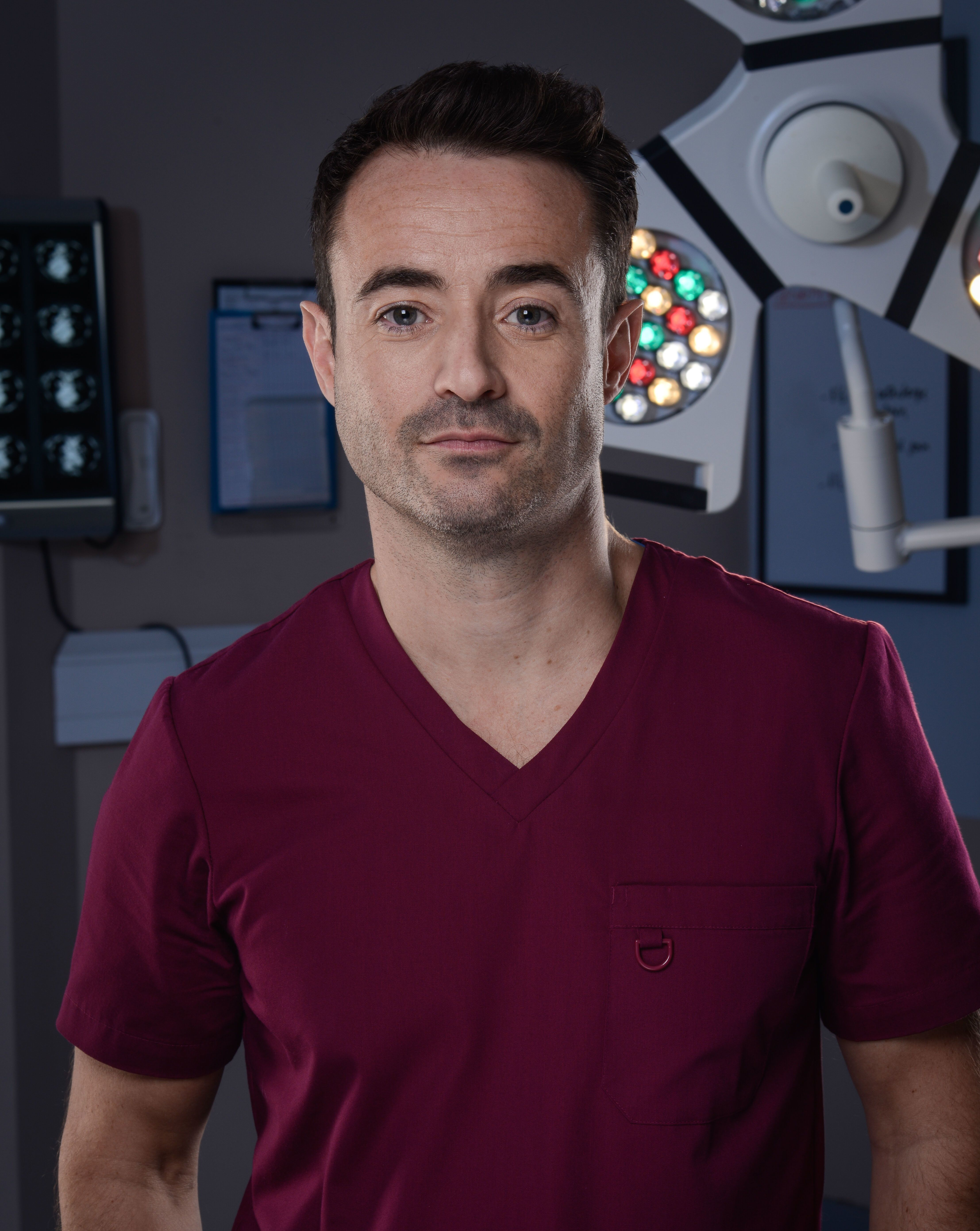 'Strictly Come Dancing's Joe McFadden Hints He Could Quit 'Holby City' After Show