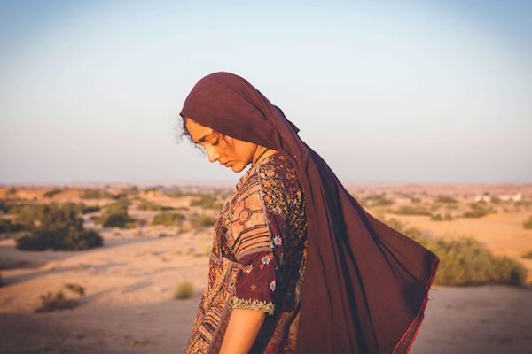 Golshifteh Farahani in Anup Singh's 'The Song of Scorpions'