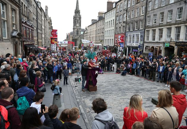 This year's Edinburgh Festival and Fringe is well
