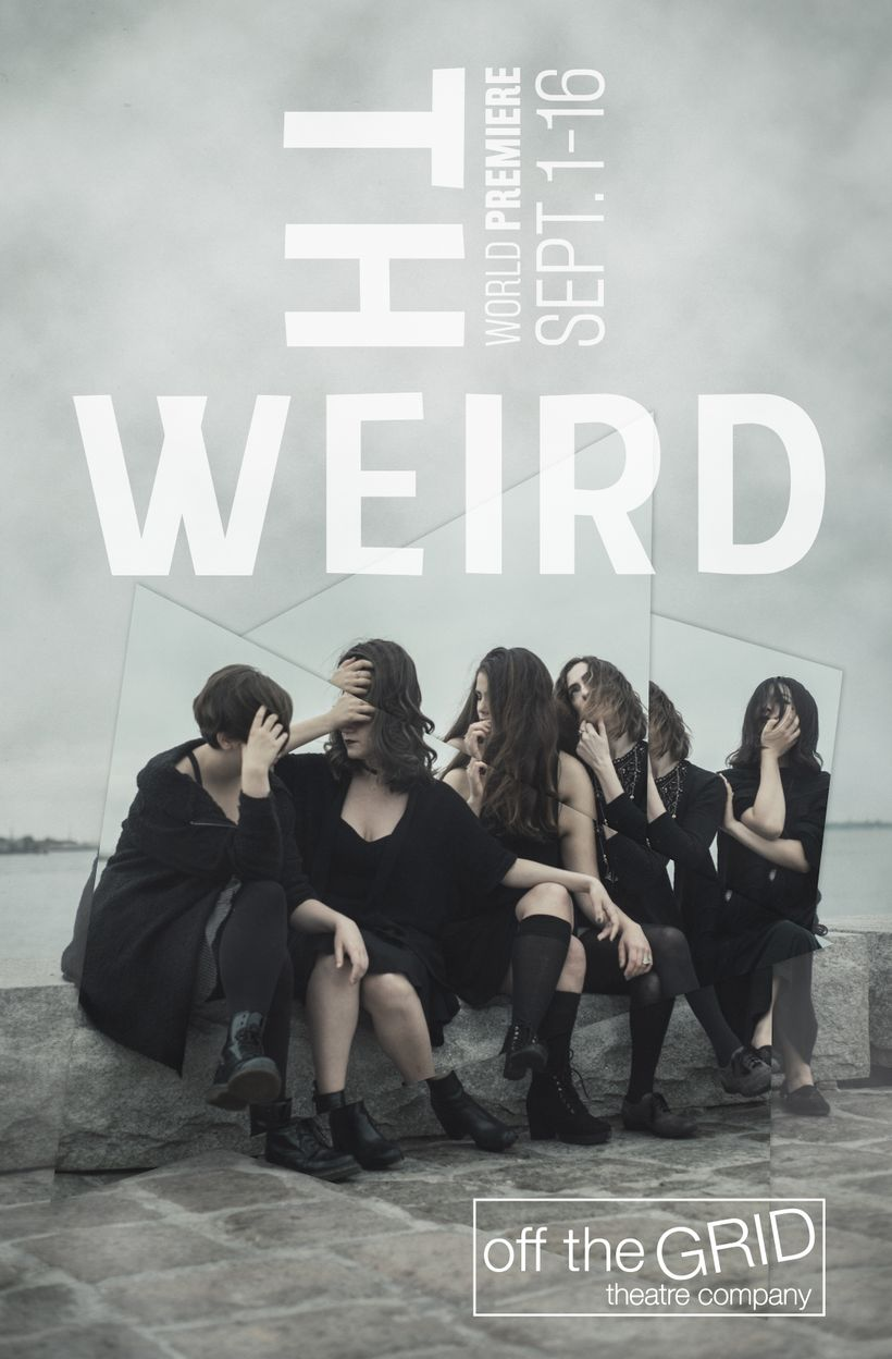 <em>The Weird, a world premiere, written by Kirsten Greenidge, Obehi Janice, Lila Rose Kaplan, John Kuntz, and directed by St