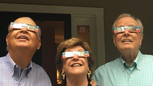 Eclipse 2017: How A Tiny Town Braces For Blackout