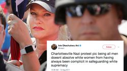 It Wasn't Just Men Who Participated In The 'Unite The Right'
