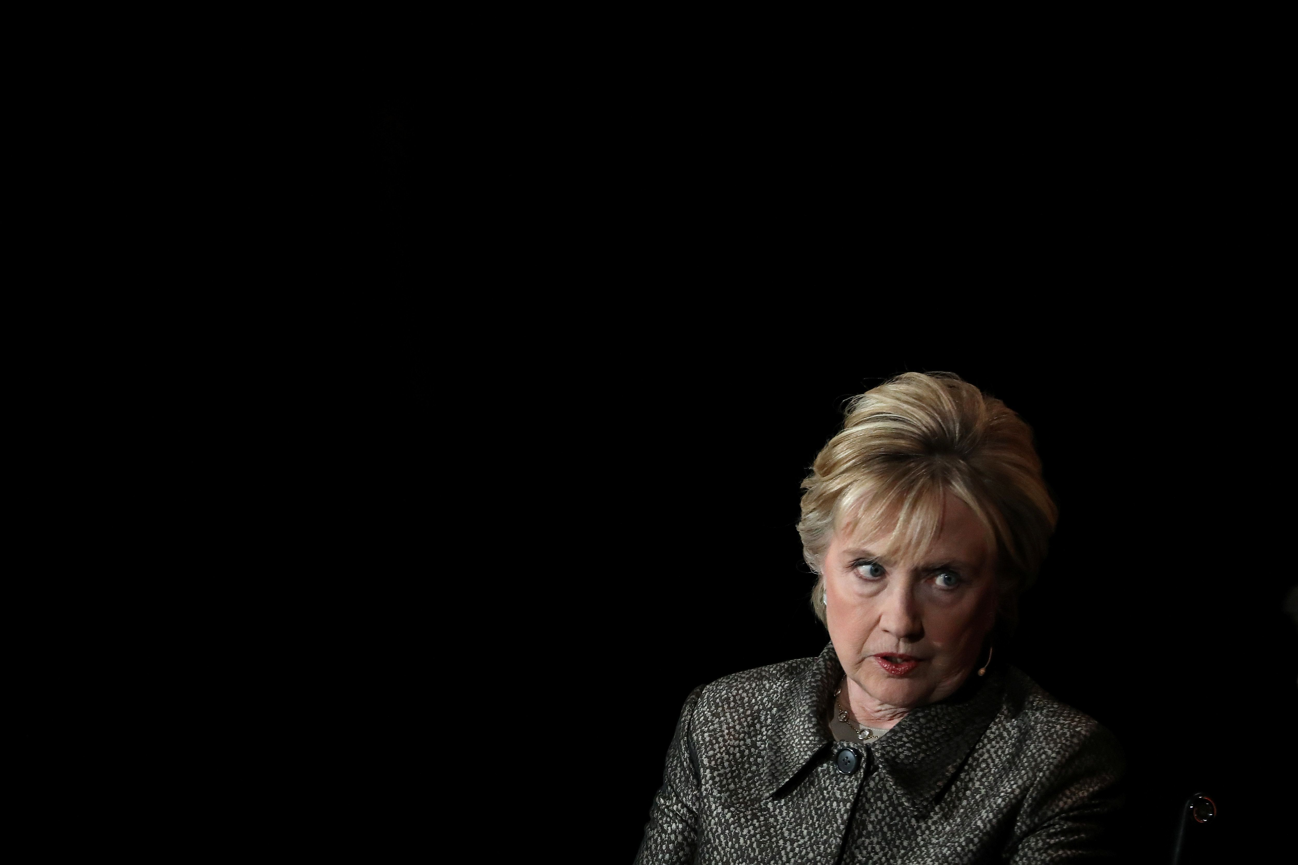 Hillary Clinton On Violence In Virginia: 'This Is Not Who We