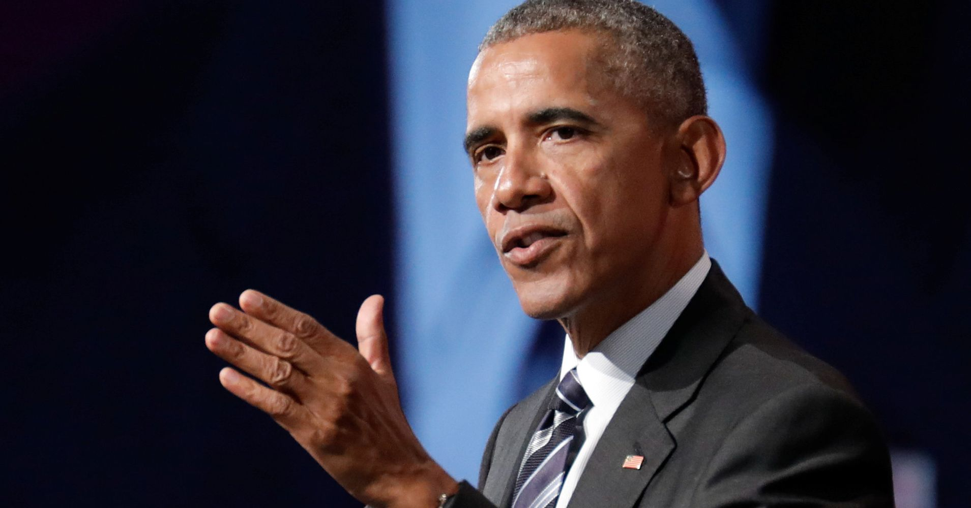 Obama Responds To Charlottesville Violence With A Quote From Nelson Mandela