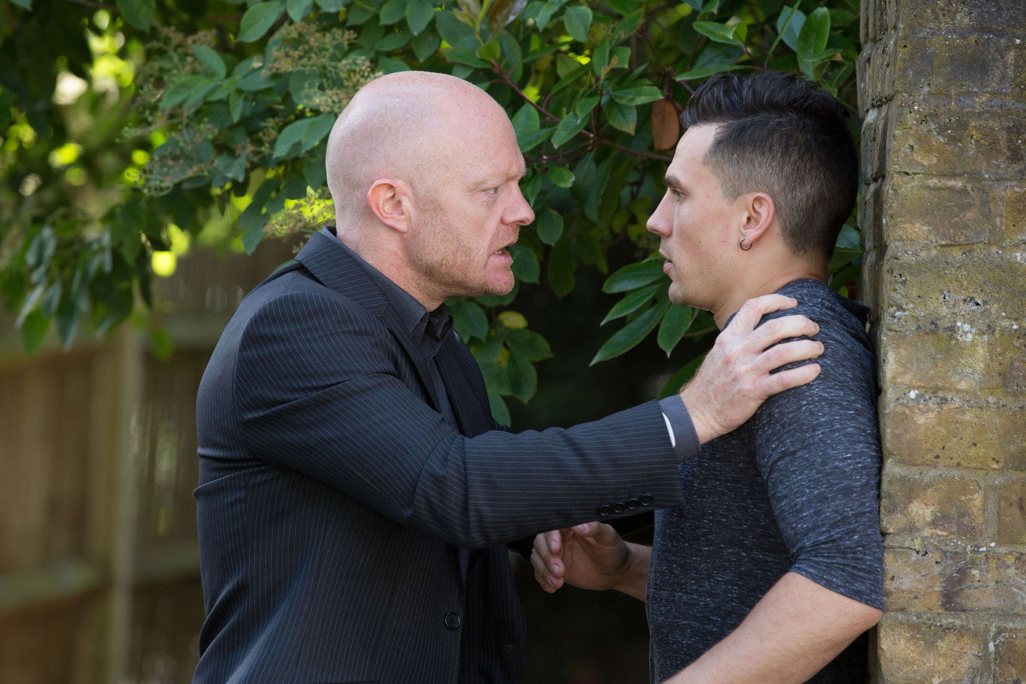 Spoiler! EastEnders' Max Branning And Steven Beale Set For Confrontation Ahead Of Aaron Sidwell's