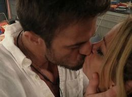 Celebrity Big Brother's Sarah Harding And Chad Johnson Share A Kiss, After Difficult Start For Girls Aloud Star