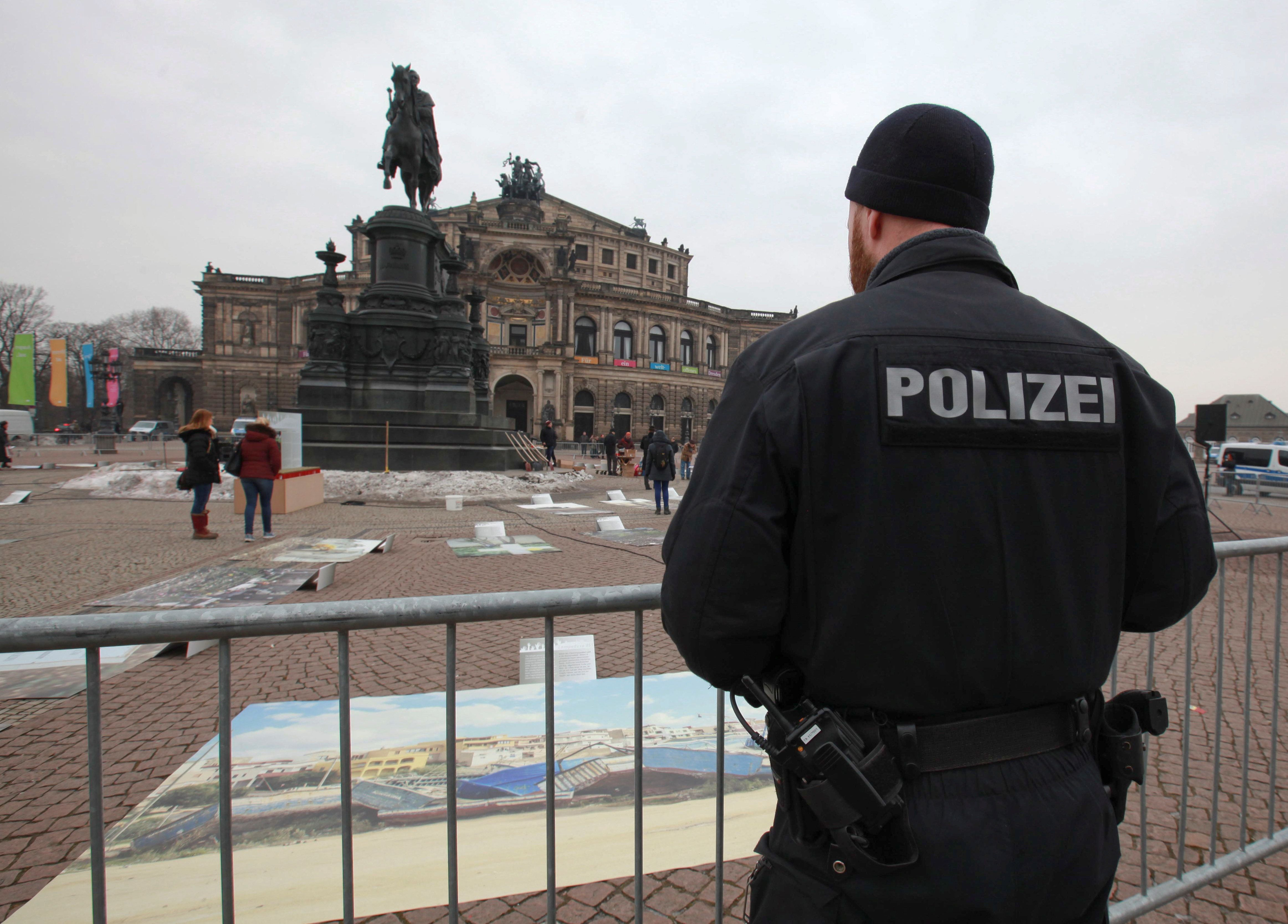 American Tourist Punched For Giving Nazi Salute In Germany