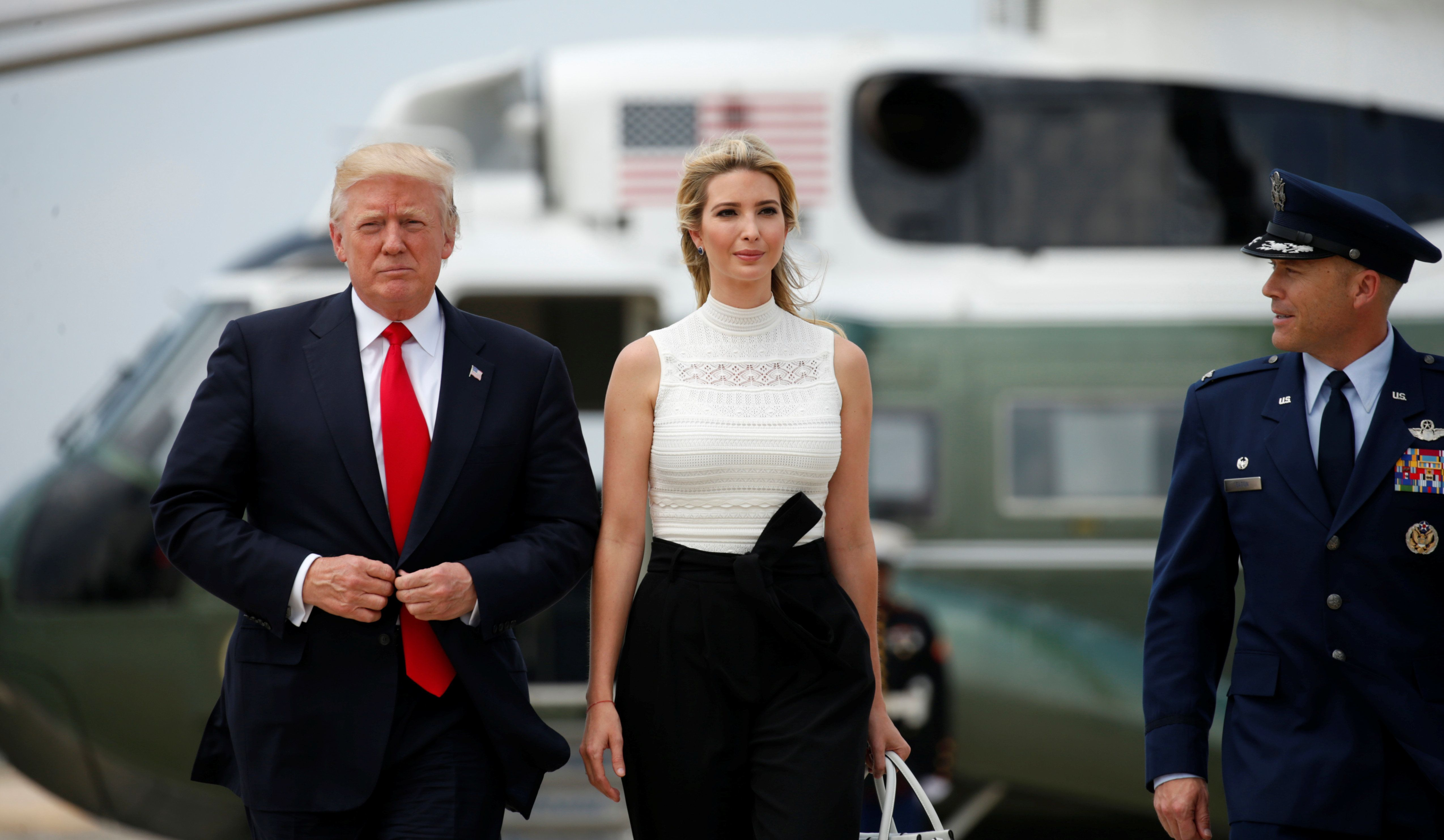 Ivanka Trump Finally Says What Her Father Won't On Charlottesville - But It Looks Like It's Too