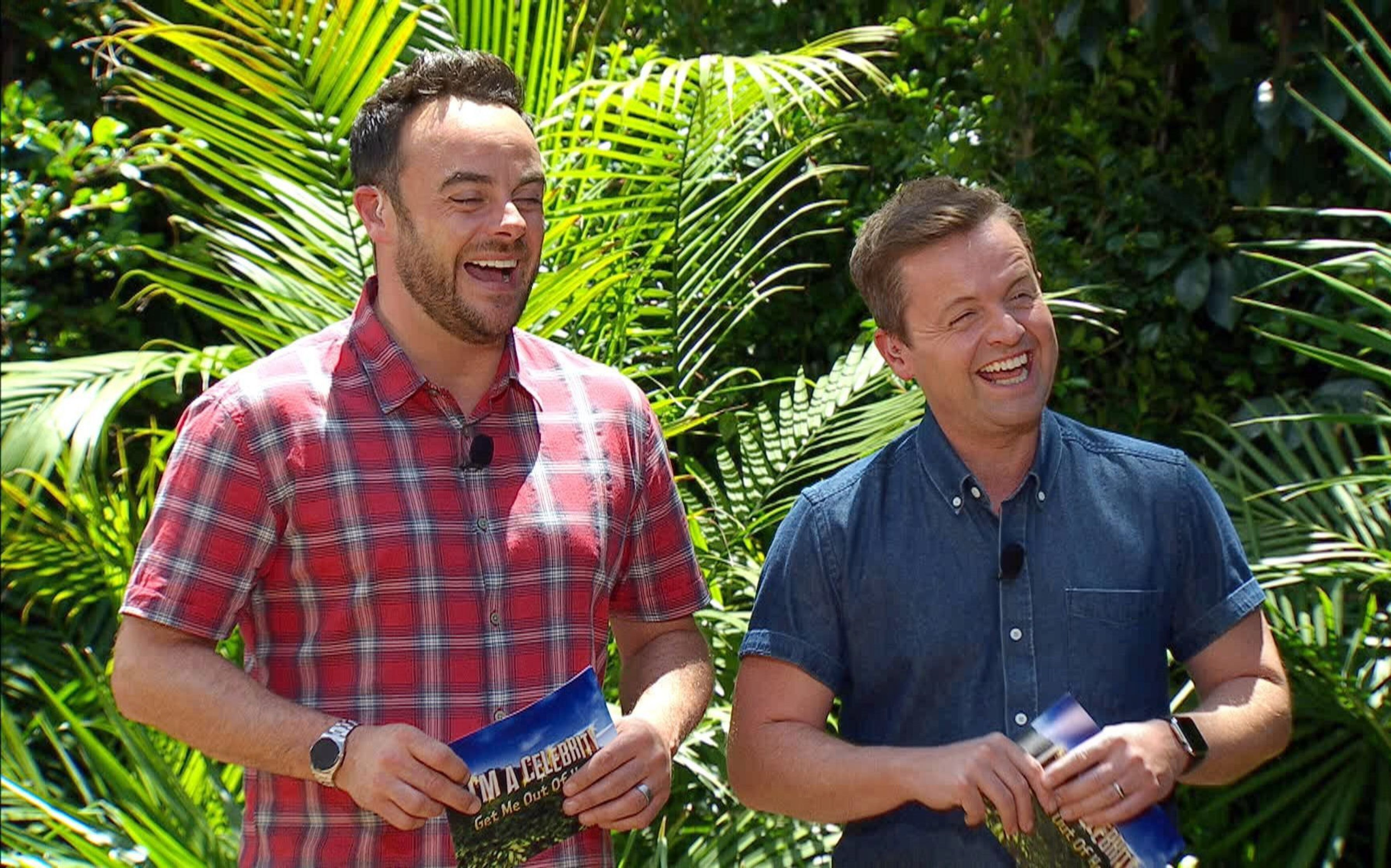 Rex It's still unknown if Ant will return to host this year's'I'm A Celebrity with his presenting partner Declan Donnelly