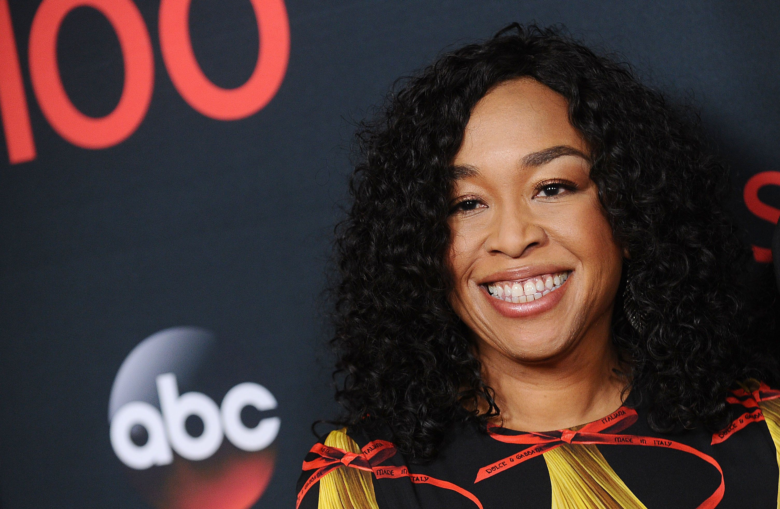 WEST HOLLYWOOD, CA - APRIL 08:  Producer Shonda Rhimes attends ABC's 'Scandal' 100th episode celebration at Fig & Olive on April 8, 2017 in West Hollywood, California.  (Photo by Jason LaVeris/FilmMagic)