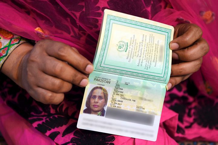 Pakistan recently became one of just a few countries to include a third gender category on its passports.