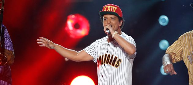 Bruno Mars donated to the Community Foundation of Greater