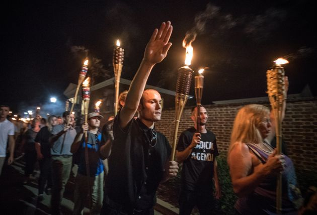 low priced 70ddf 836d6 Tiki Torch Maker Disavows White Supremacists After Weekend ...