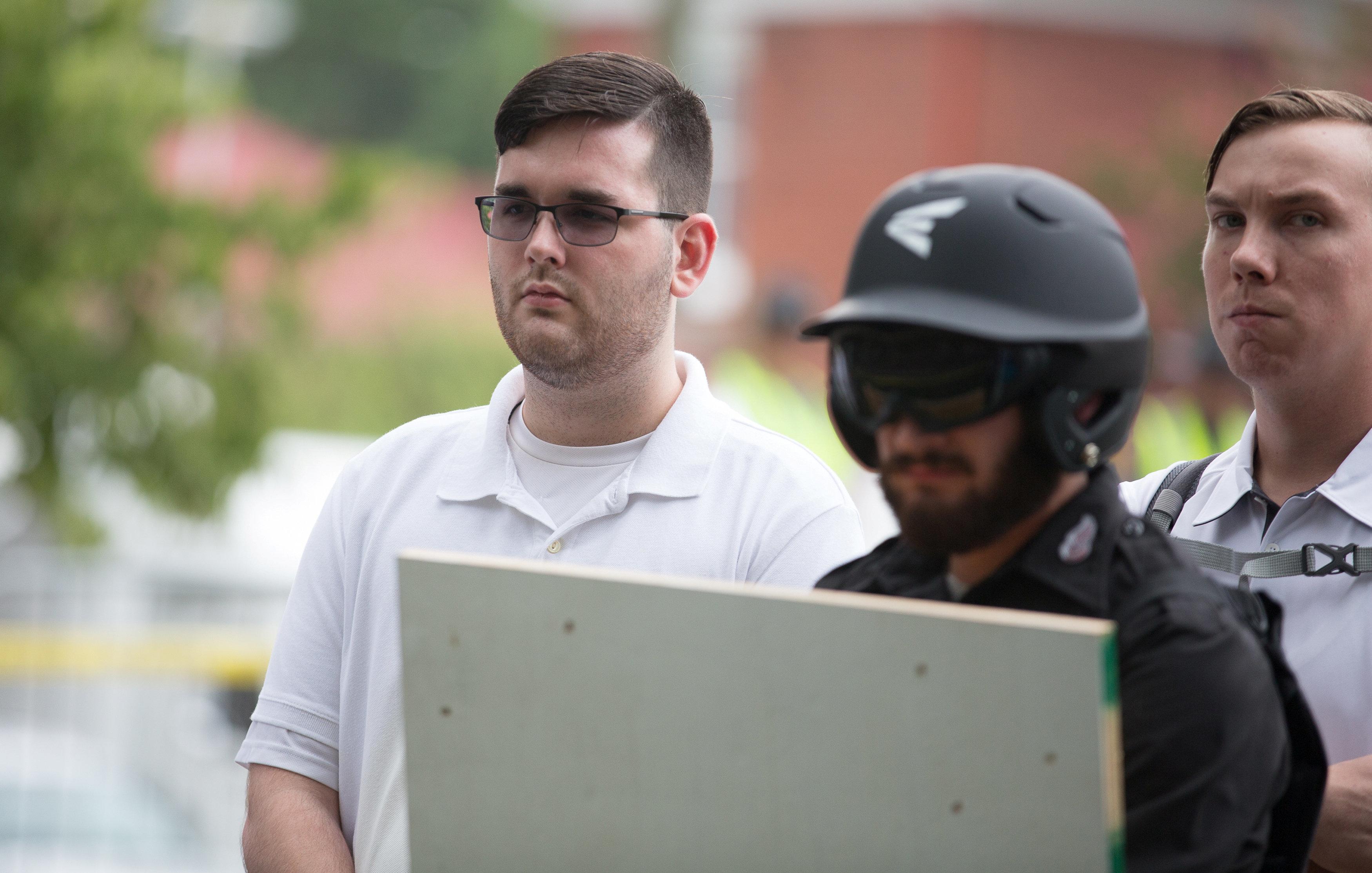 James Alex Fields, Alleged Charlottesville Attacker, Appears In