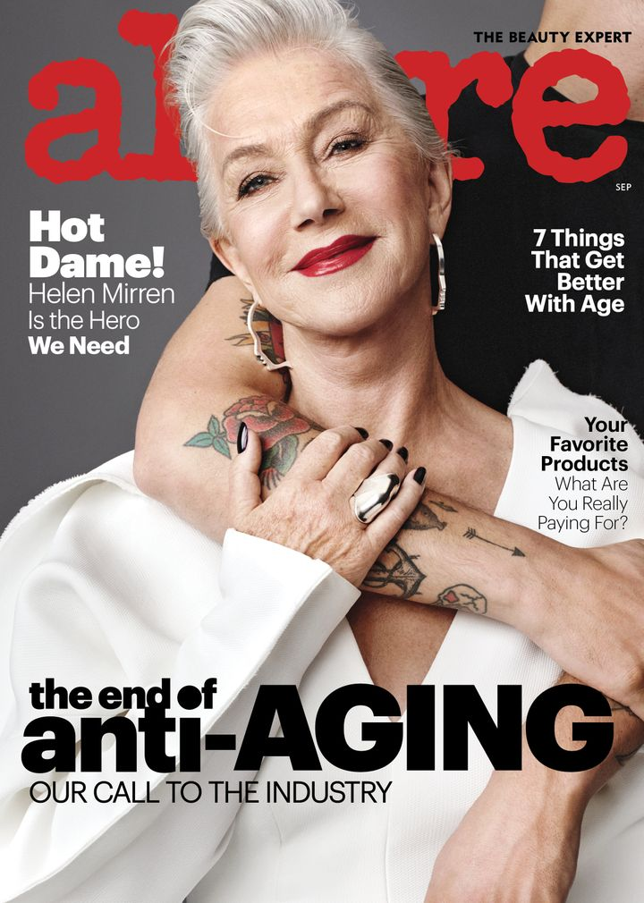 Allure Just Banned The Term 'Anti-Aging' And Everyone Else Should, Too