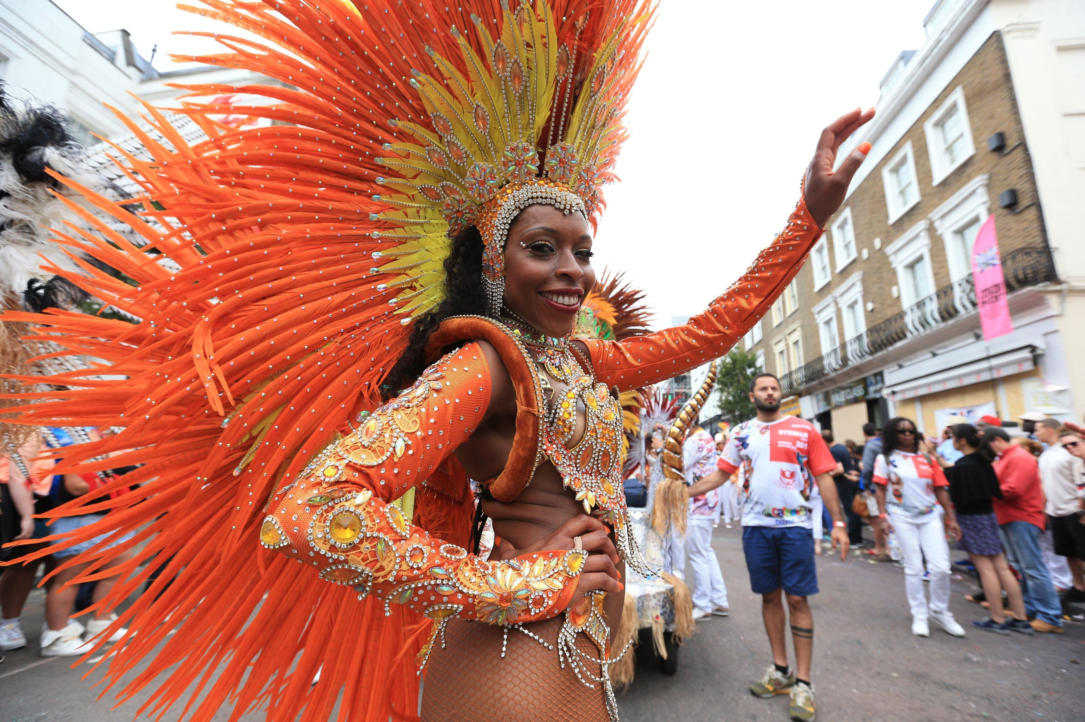 Is Notting Hill Carnival Treated Unfairly By The Press And