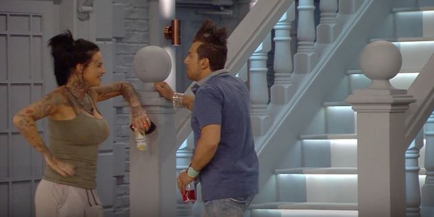 Last week, Paul clashed with Jemma Lucy, accusing her of being a 'piss